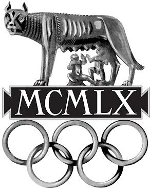 1960 ローマ五輪 ロゴ