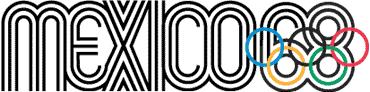メキシコ五輪 - 1968年 夏 ロゴ
