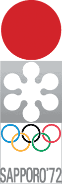 1972 札幌五輪 冬 ロゴ