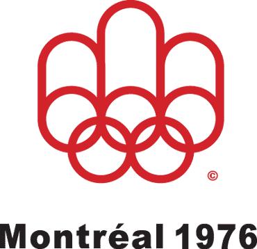 1976 モントリオール五輪 ロゴ