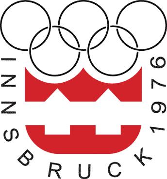 インスブルック五輪 - 1976年 冬 ロゴ
