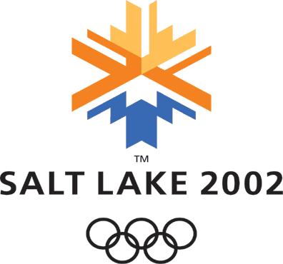 ソルトレークシティ五輪 - 2002年 冬 ロゴ