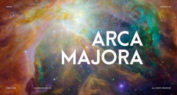 .Arca Majora