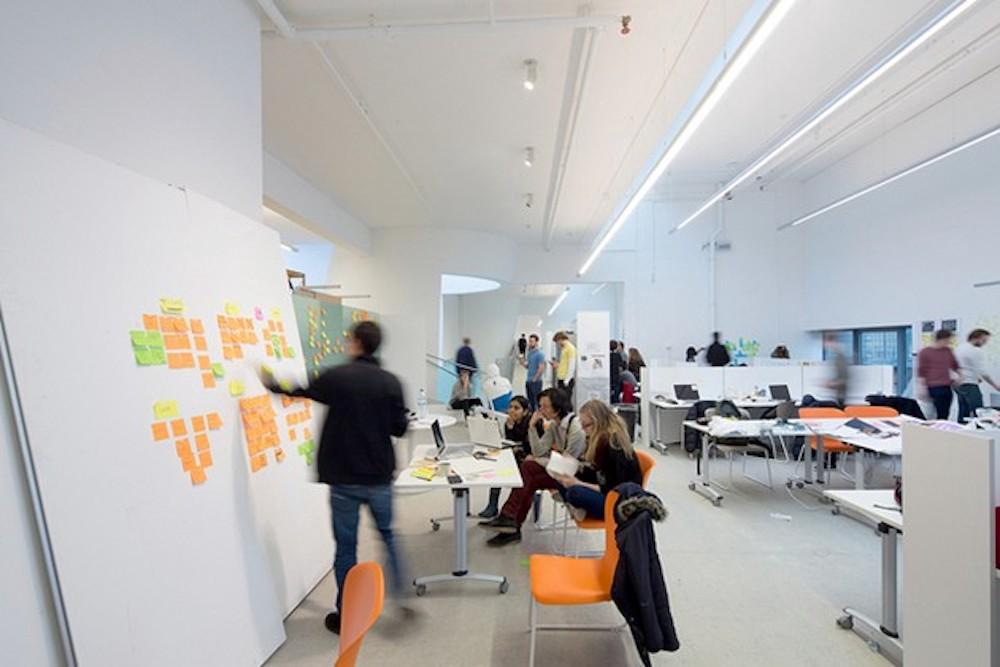 Product Design Studio / Glasgow School of Arts