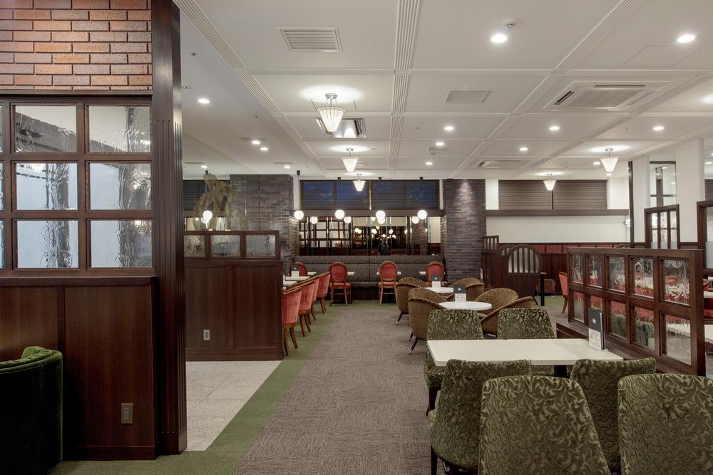 喫茶室ルノアール横浜西口北幸店