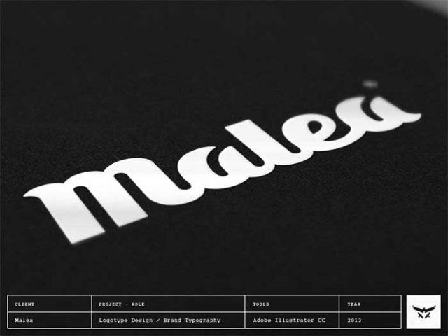malea-wordmark-design