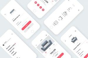 モバイルアプリのメニューデザインをマスターしよう!実例18選とそのポイント