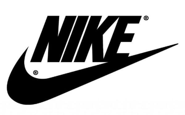NIKEのロゴ