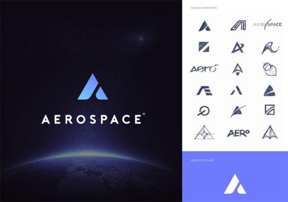 Aerospace.comのロゴマーク