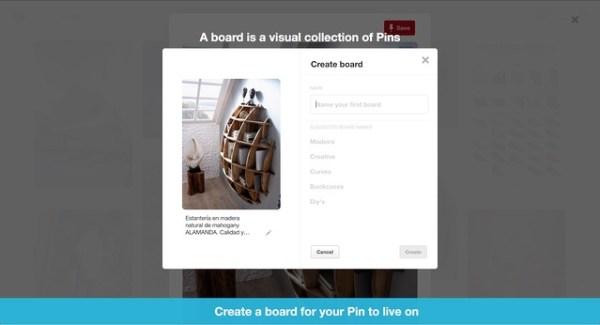 Pinterest Onboarding
