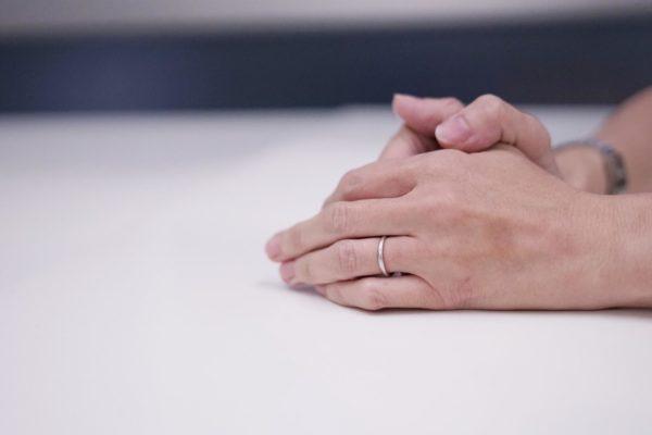 伊藤さとりさん 結婚指輪