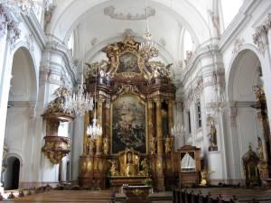 Linz教堂