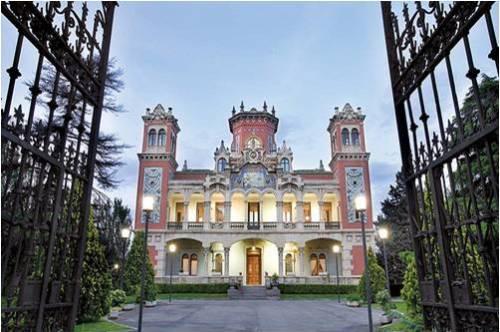 El Palacio Larrinaga nació de una historia de amor con final ¿feliz?