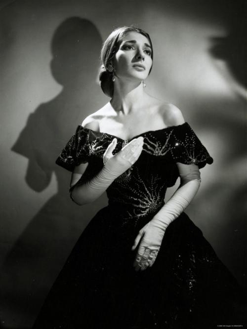 """Si hay una cantante que se haya identificado plenamente con """"La Traviata"""" esa es María Callas, alguien que supo muy bien lo que es sufrir por amor"""