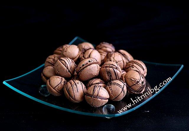 шоколадови целувки