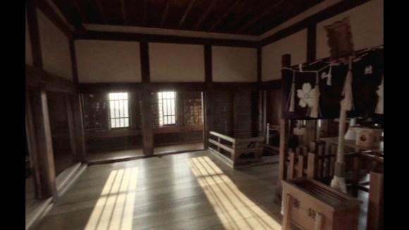 △全てではありませんが、城の内部も、紹介してくれます。