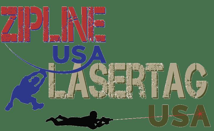Zipline USA & Lasertag USA