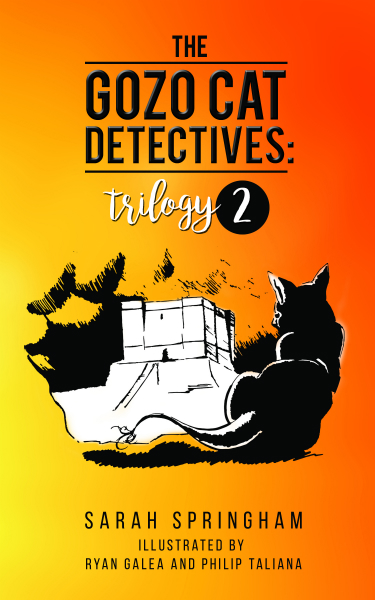 The Gozo Cat Detectives Vol. 2