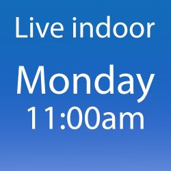Live indoor Zumba with Jodie Crossbow house