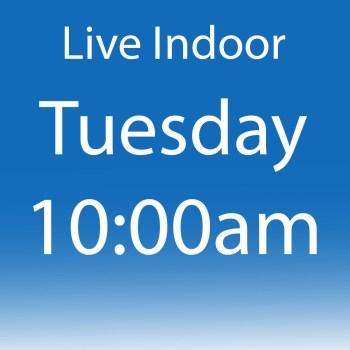 Live indoor Zumba class Tuesday Coalpit Heath