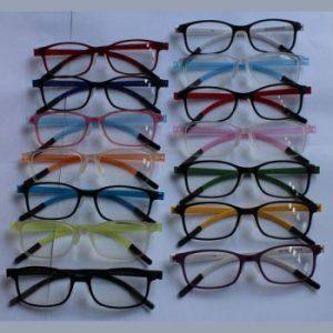 plastik gözlük çerçeveleri