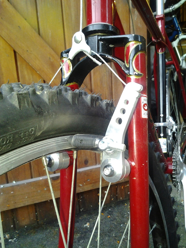 CNC brake custom grafton
