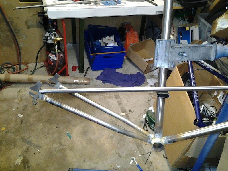 Breezer mk1 rear end