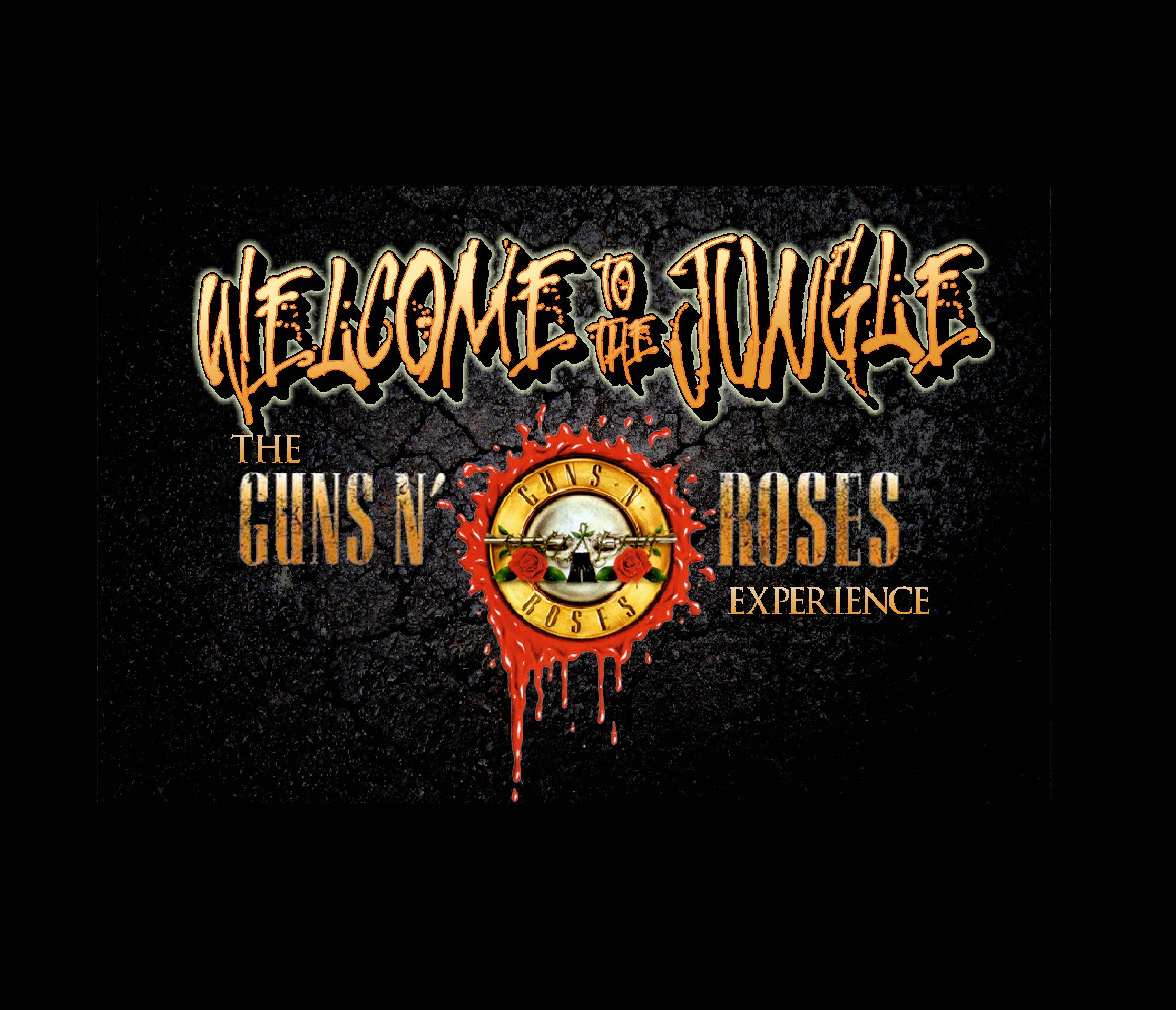 guns n roses poster welcome to the