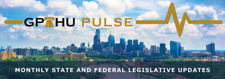 GPAHU - Monthly State and Legislative Updates