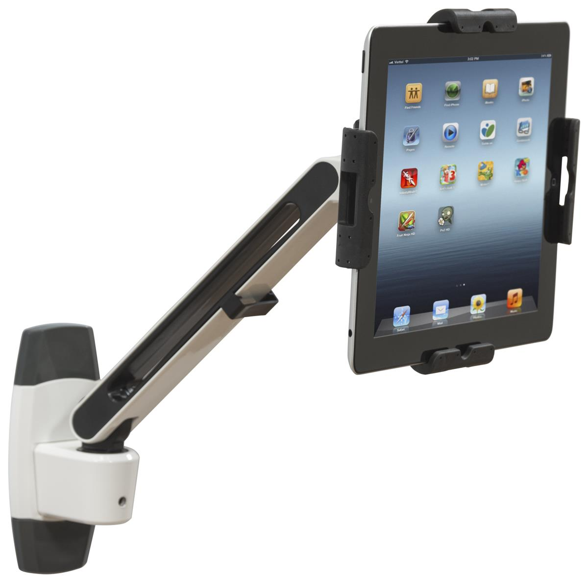 Articulating Tablet Wall Mount Anti Theft IPad Holder