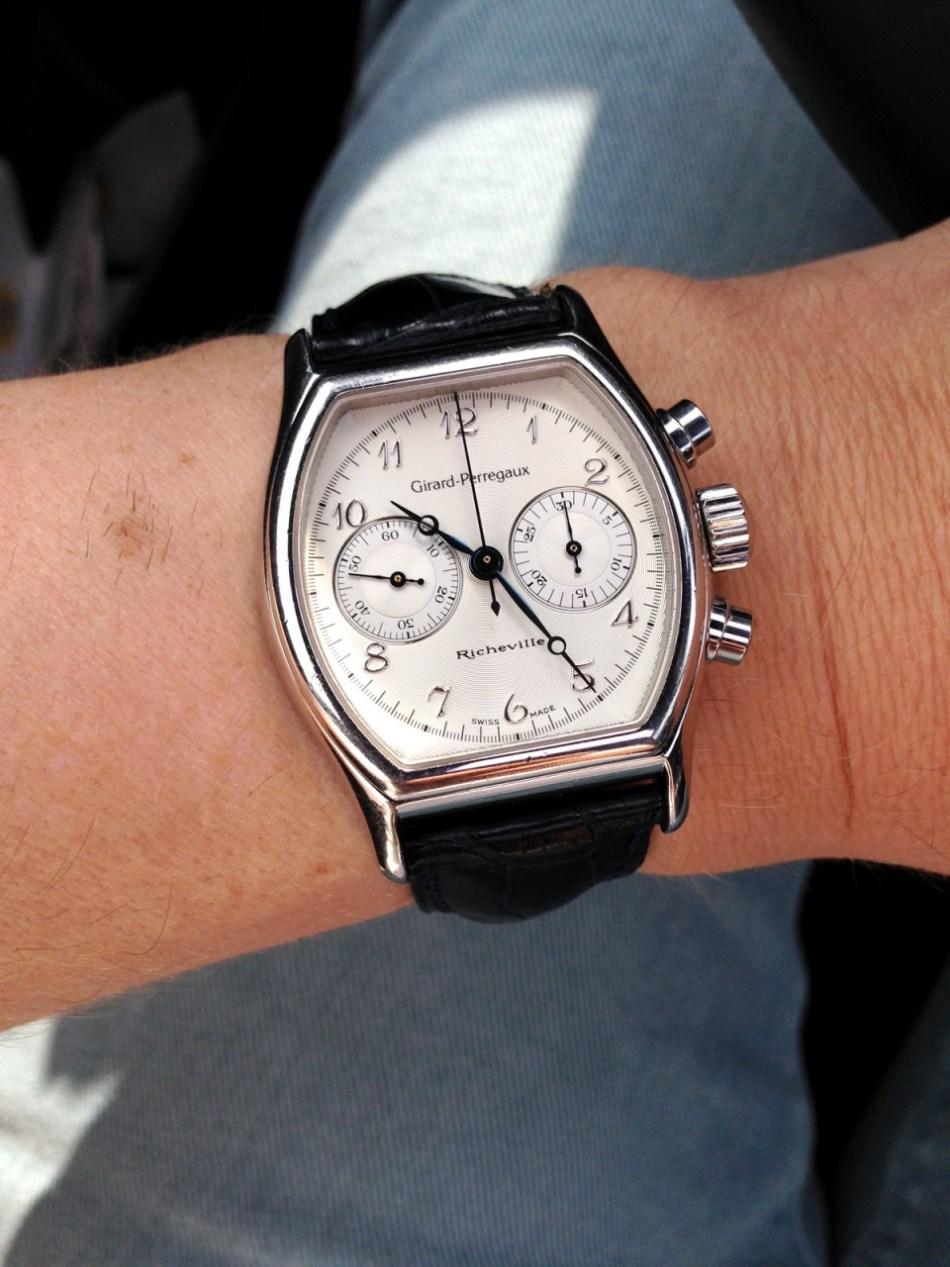 richeville 2710 wrist