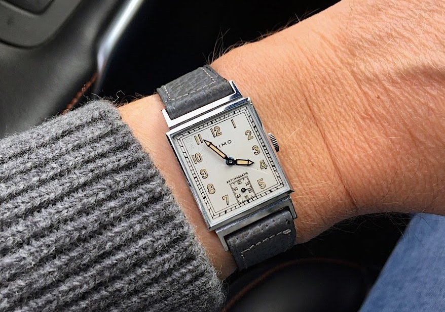 wristshot: Mimo Tank 228457, NOS from the 1930s