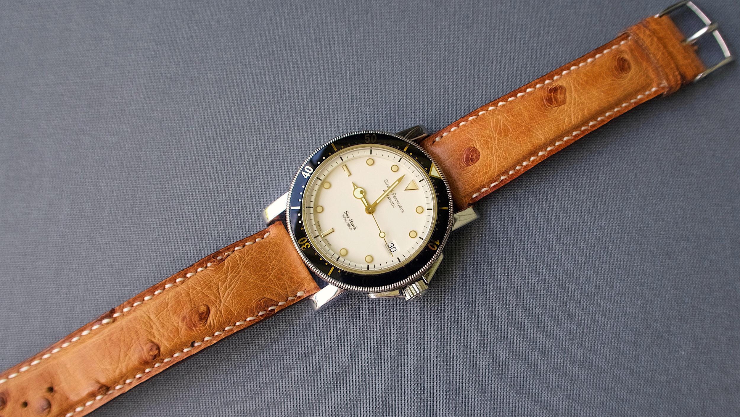quick/peek: Girard-Perregaux Sea Hawk 7100