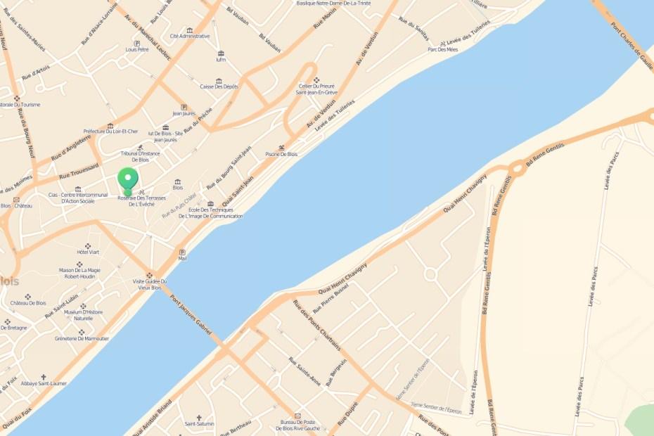 Courtier assurance Blois place Saint Louis