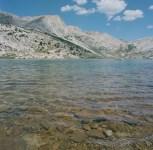 Ripples on Roosevelt Lake