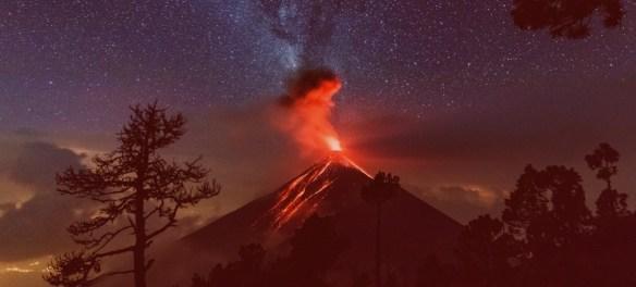 GirlPlus40 Fantasiereise Der Vulkan Loslassen was nicht glücklich macht