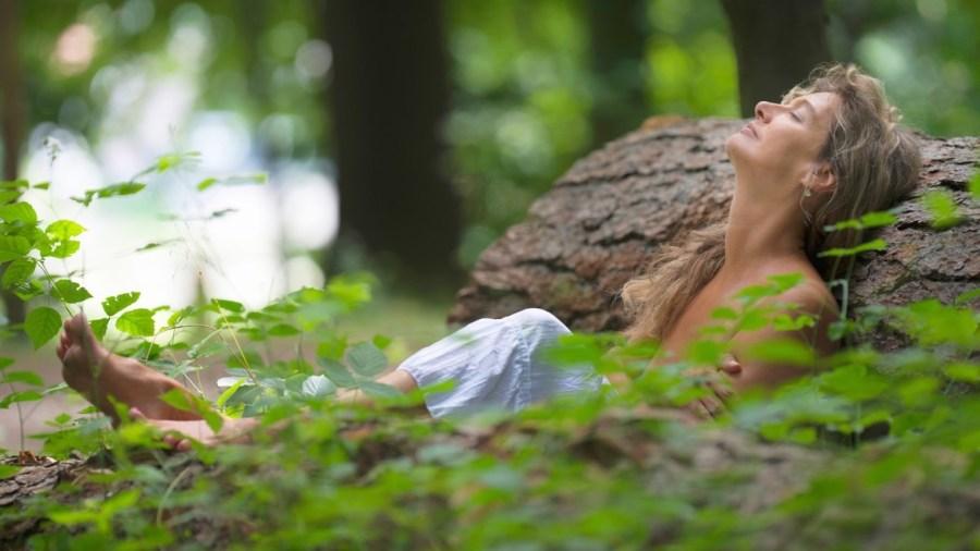 GirlPlus40 Fantasiereise Die Wiese Entspannung