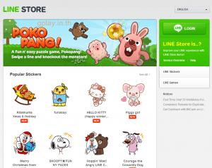 line-web-store