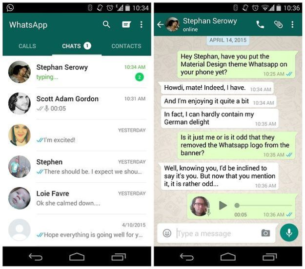 AndroidPIT-WhatsApp-Material-Design-update-1