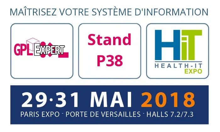 Paris-healthCare-Week Salon hit 2018