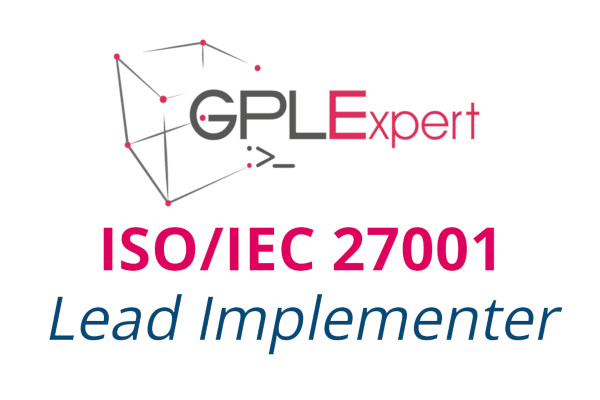 Certification ISO/IEC 27001 Lead Implementer