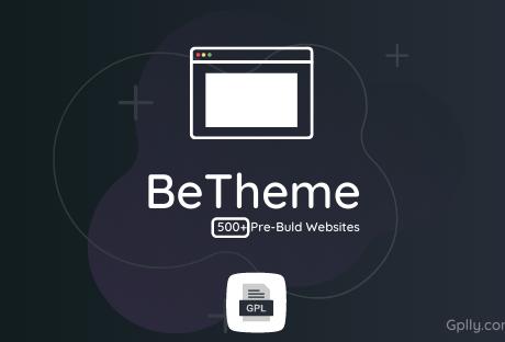 BeTheme WordPress Theme Download