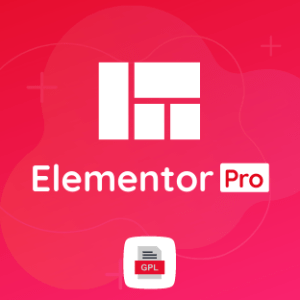 Elementor pro GPL WordPress Plugin Download