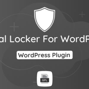 Social Locker for WordPress GPL Plugin Download