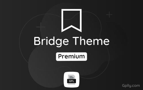 Bridge GPL Theme Download