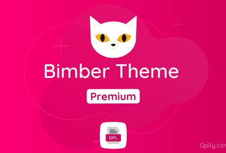 Bimber GPL Theme Download