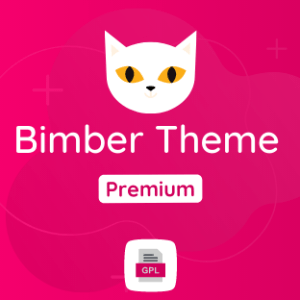 Bimber GPL Theme Download