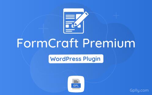 FormCraft Premium GPL Plugin Download