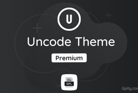 Uncode GPL Plugin Download