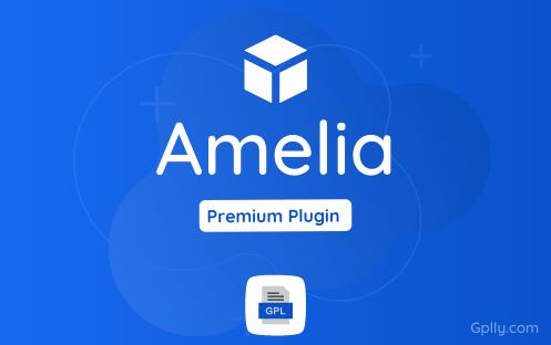 Amelia GPL Theme Download